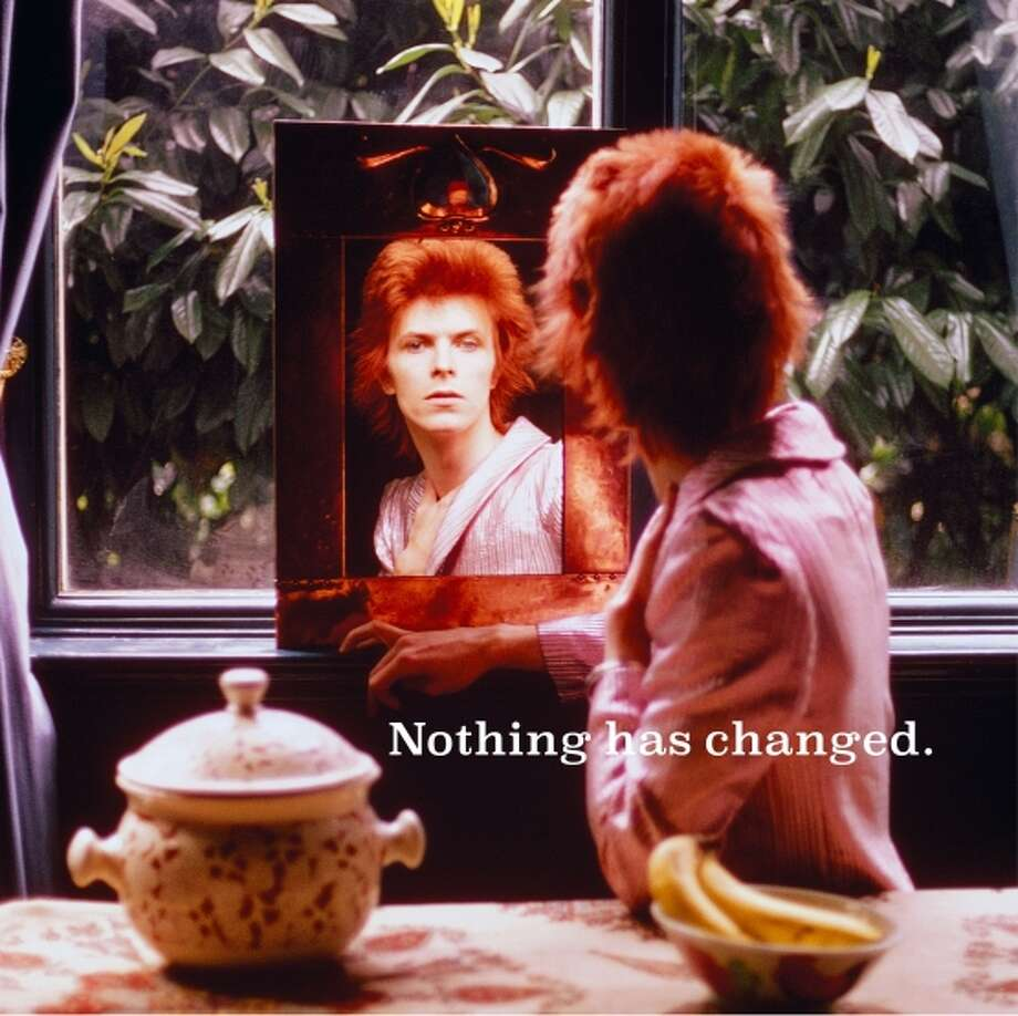 "David Bowie, ""Nothing Has Changed."" Photo: Legacy Recordings / ONLINE_YES"