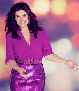 "Broadway star Idina Menzel, who found mainstream success voicing Elsa in ""Frozen,"" has a new holiday album out."