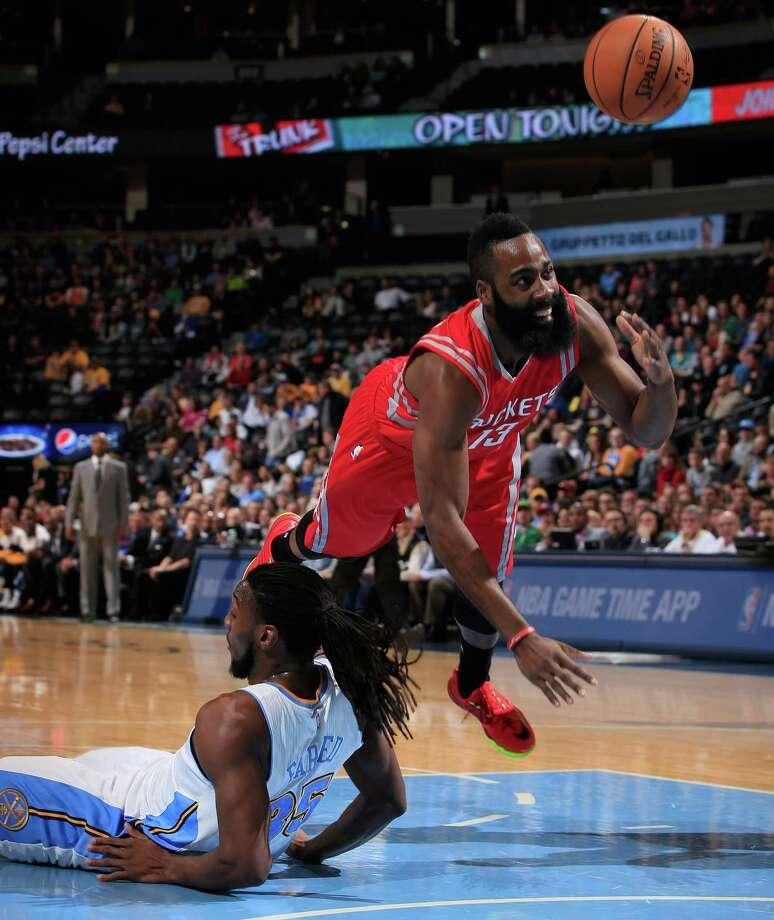 Rockets Clip Nuggets In OT