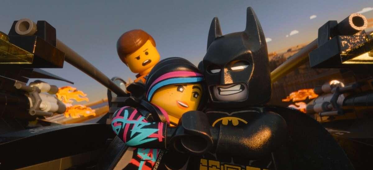 5. The Lego Movie.