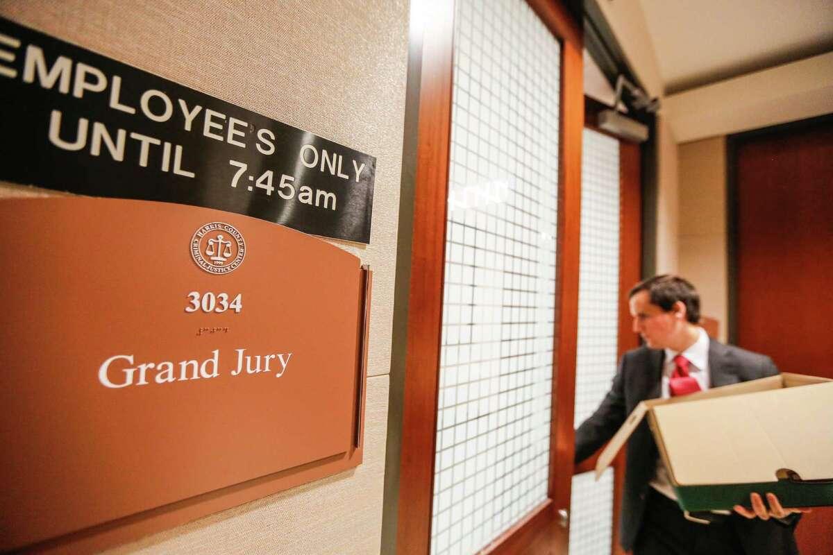 Grand Jury testimony continues Thursday morning the Jordan Baker case.