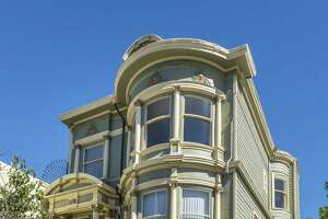 Hot Property: Two-level penthouse crowns Victorian in Inner Mission - Photo
