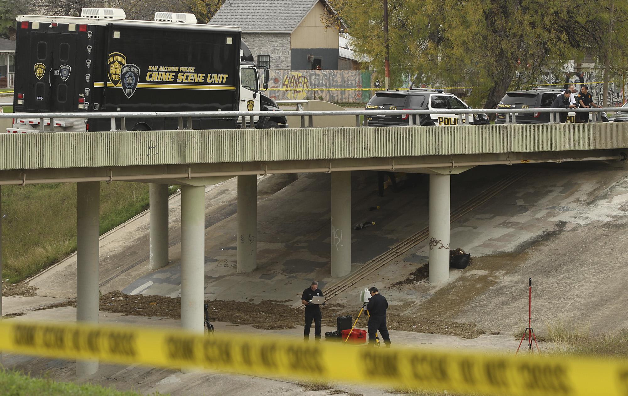 Police identify homeless homicide victim found under