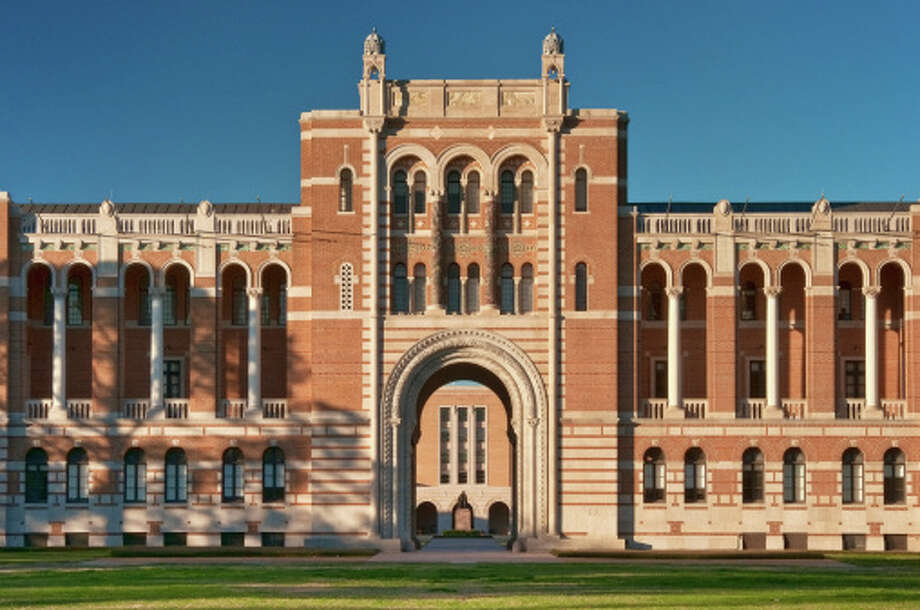 Lovett Hall at Rice University, Houston, Texas, USA Photo: Witold Skrypczak, Getty Images / Lonely Planet Images