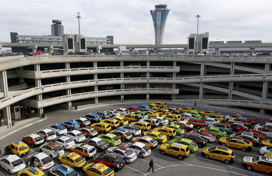 Parking Rates Soar At Sfo San Francisco Chronicle
