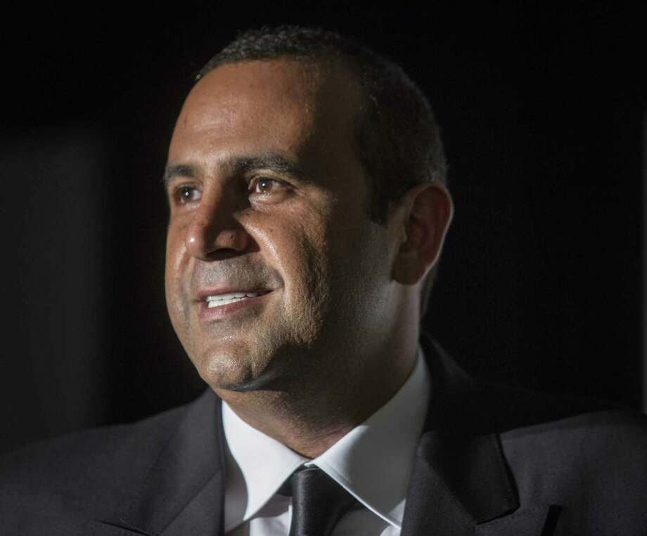 Casino magnate Sam Nazarian and the SLS Las Vegas' majority owner announced this week that he won't have any role in the day-to-day operations of the hotel-casino as he pursues a gambling license. Photo: Jeff Scheid / Associated Press / Las Vegas Review-Journal