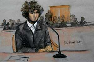 Boston Marathon bombing defendant Dzhokhar Tsarnaev back in court - Photo