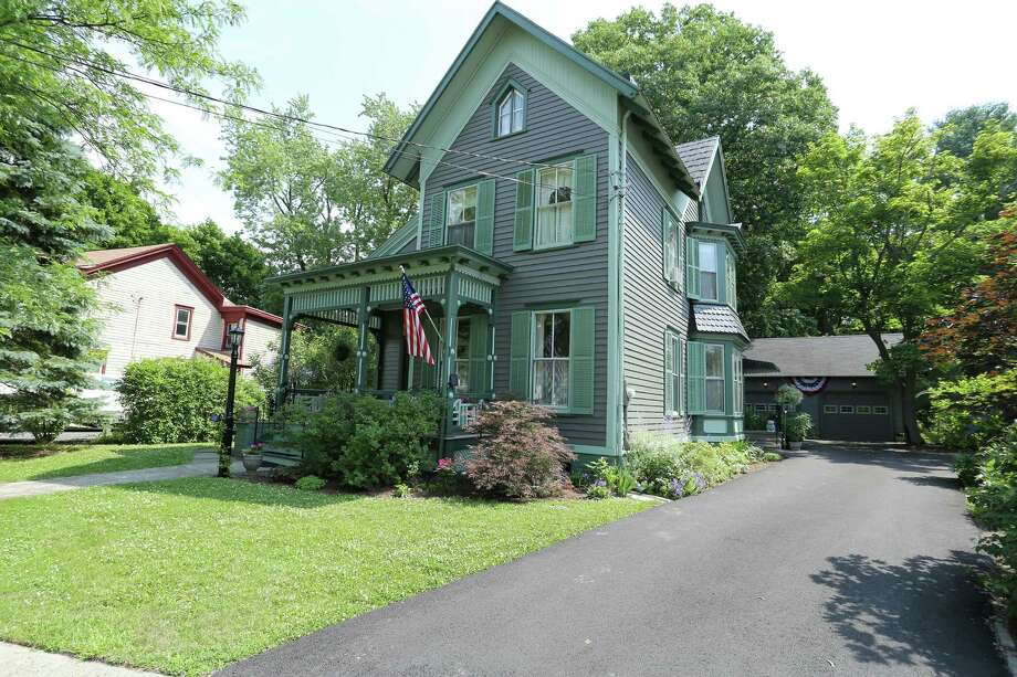 House of the Week: 32 Washington Ave., Coxsackie | Realtor:  Marie Bettini of the Albany Realty Group | Discuss: Talk about this house Photo: Rob Kristel