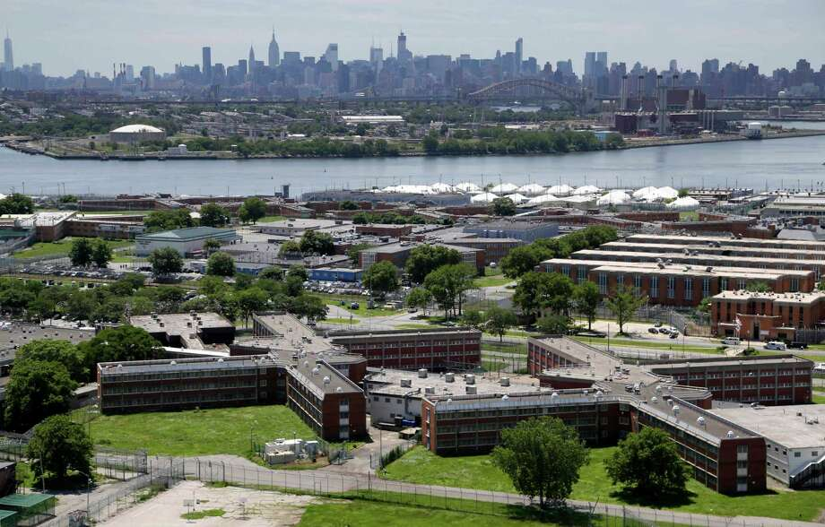 "Federal prosecutors are suing New York City to speed the pace of reforms at the Rikers Island jail complex and address what a Justice Department investigation found was a ""deep-seated culture of violence"" against young inmates. Photo: Seth Wenig / Associated Press / AP"