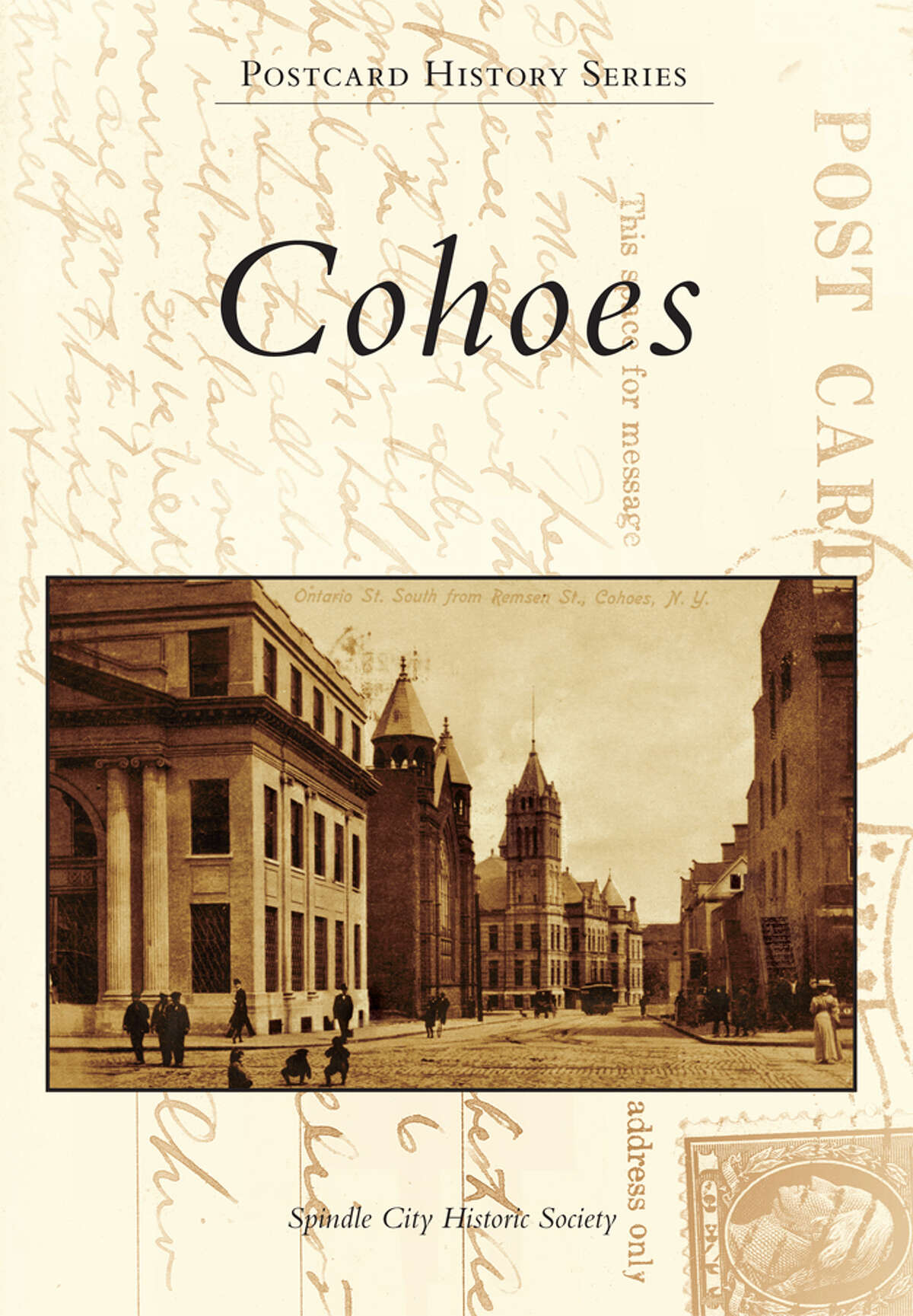 """""""Cohoes"""" by Spindle City Historic Society (Courtesy of the authors)"""