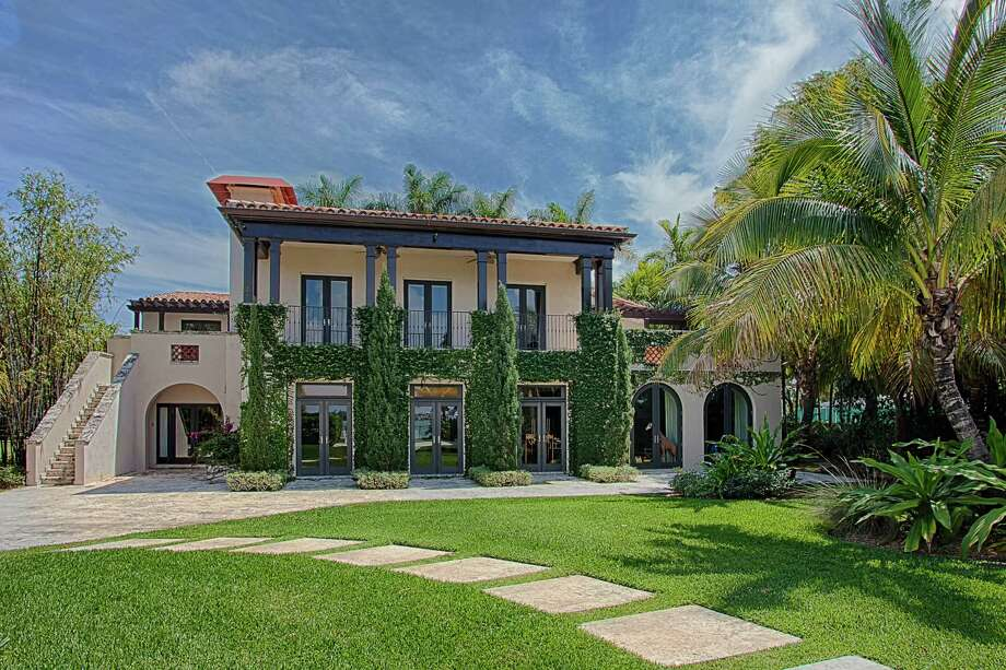 Matt Damon's former Florida estate. Photo: TopTenRealEstateDeals.com
