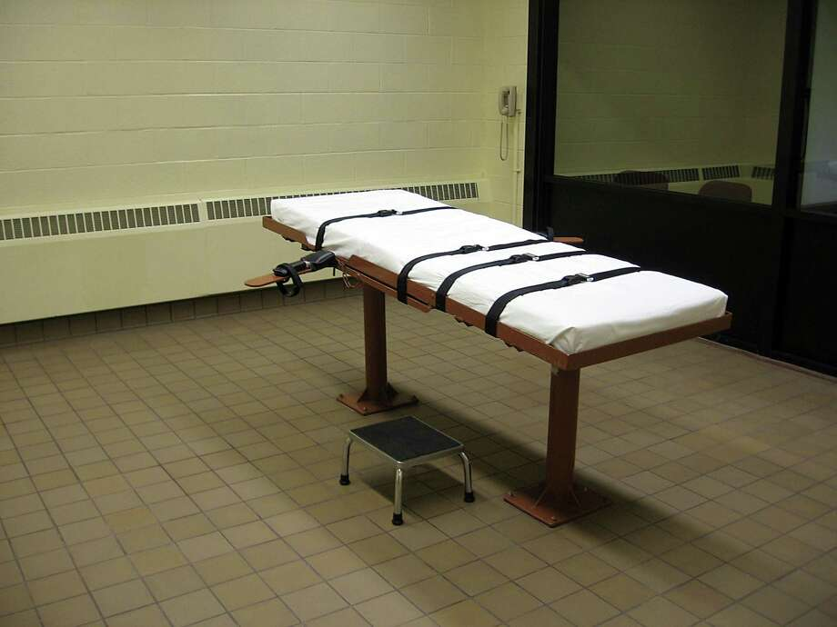 Life-without-parole sentences are increasingly replacing the death penalty for convicted killers. Photo: CAROLINE GROUSSAIN / AFP/Getty Images / AFP
