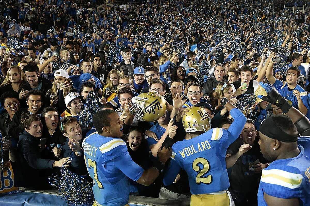 19. UCLA Average: 76,650