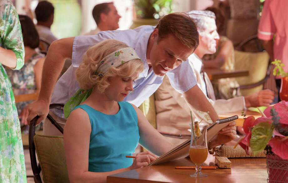 """Amy Adams plays Margaret Keane and Christoph Waltz plays her husband, Walter, in """"Big Eyes."""" Photo: Leah Gallo / McClatchy-Tribune News Service / The Weinstein Company"""
