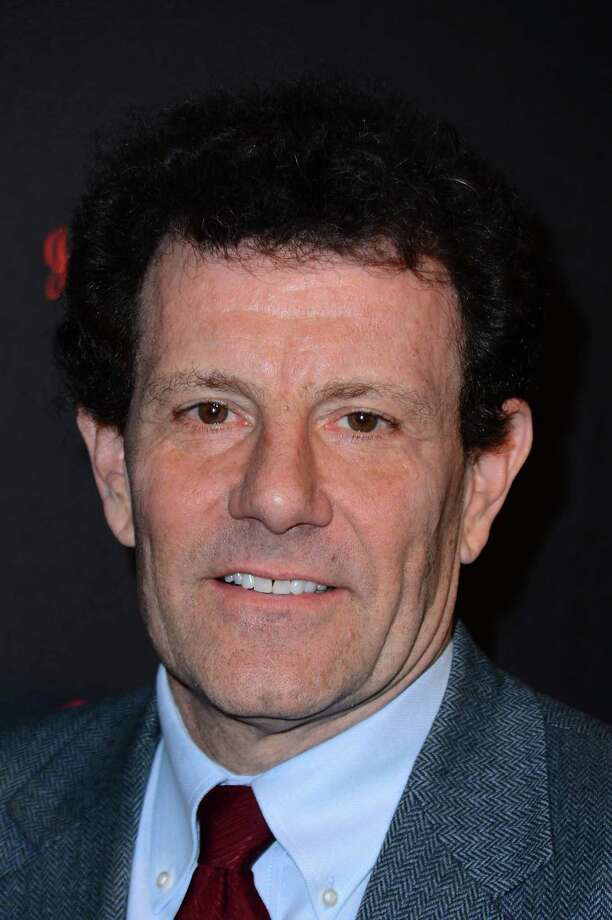 NEW YORK, NY - NOVEMBER 19: Journalist Nicholas Kristof attends the 2nd Annual Save The Children Illumination Gala at the Plaza on November 19, 2014 in New York City.  (Photo by Stephen Lovekin/Getty Images for Save the Children) Photo: Stephen Lovekin, Stringer / 2014 Getty Images