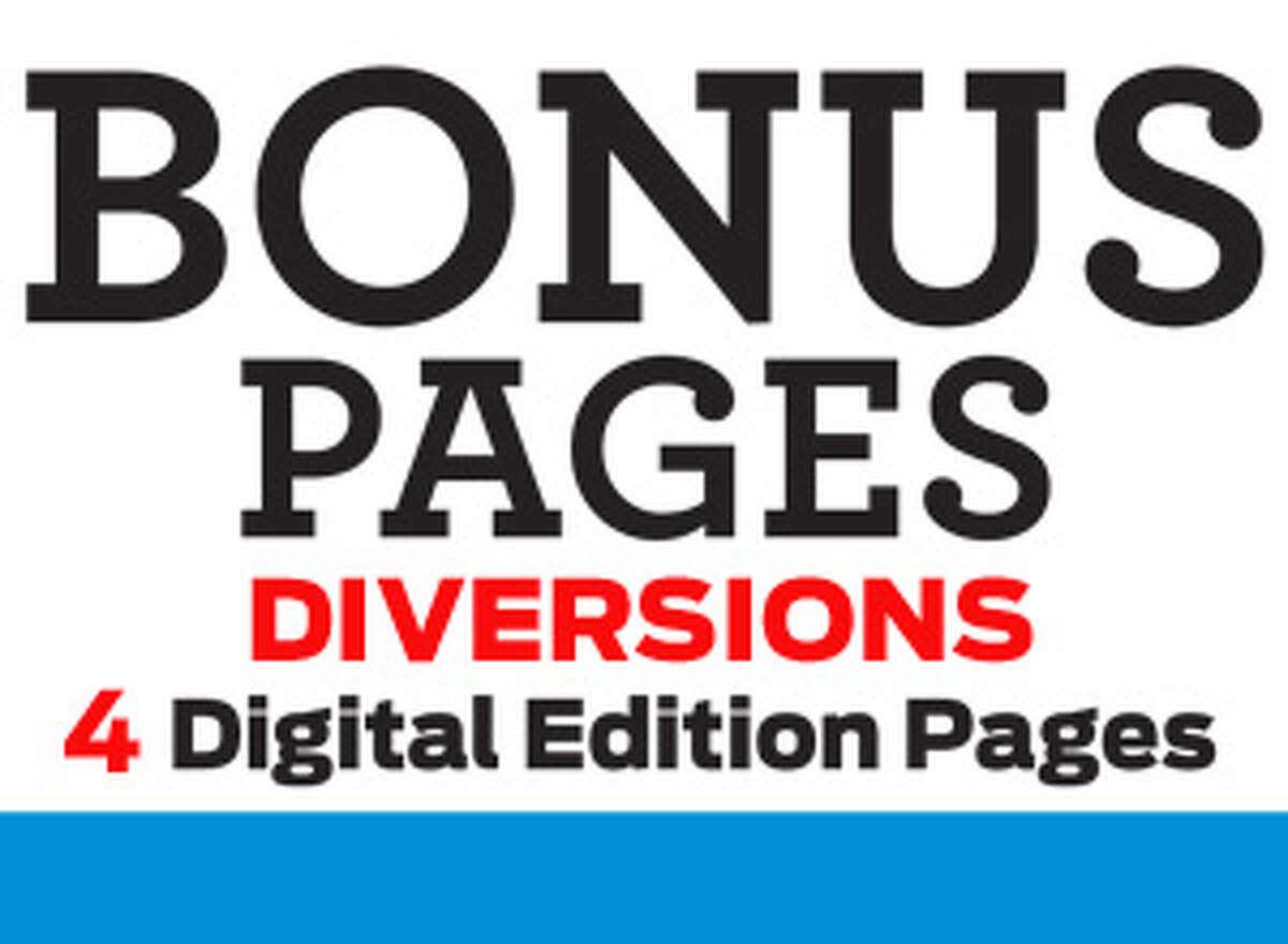 Print Promo for Diversions digital E-edition bonus pages