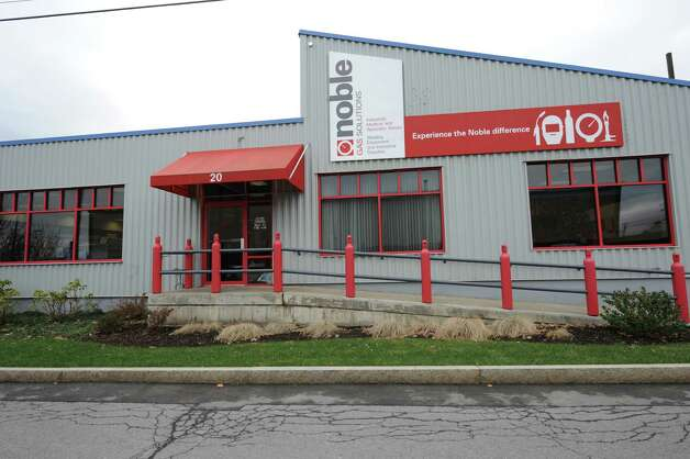 Exterior of Noble Gas Solutions on Thursday Dec. 18, 2014 in Albany, N.Y. Noble Gas Solutions provides gases to the nanotech sector among other companies and corporations.  (Lori Van Buren / Times Union) Photo: Lori Van Buren / 00029917A