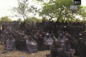 Suspected Islamic militants kill 35, kidnap 185 in northeast Nigeria - Photo