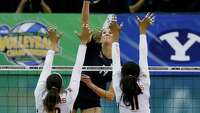 Longhorns' volleyball title dreams dashed - Photo