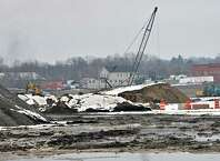 Site of the proposed casino site on the former ALCO site on Erie Blvd. Tuesday Dec. 16, 2014, in Schenectady, NY.  (John Carl D'Annibale / Times Union)