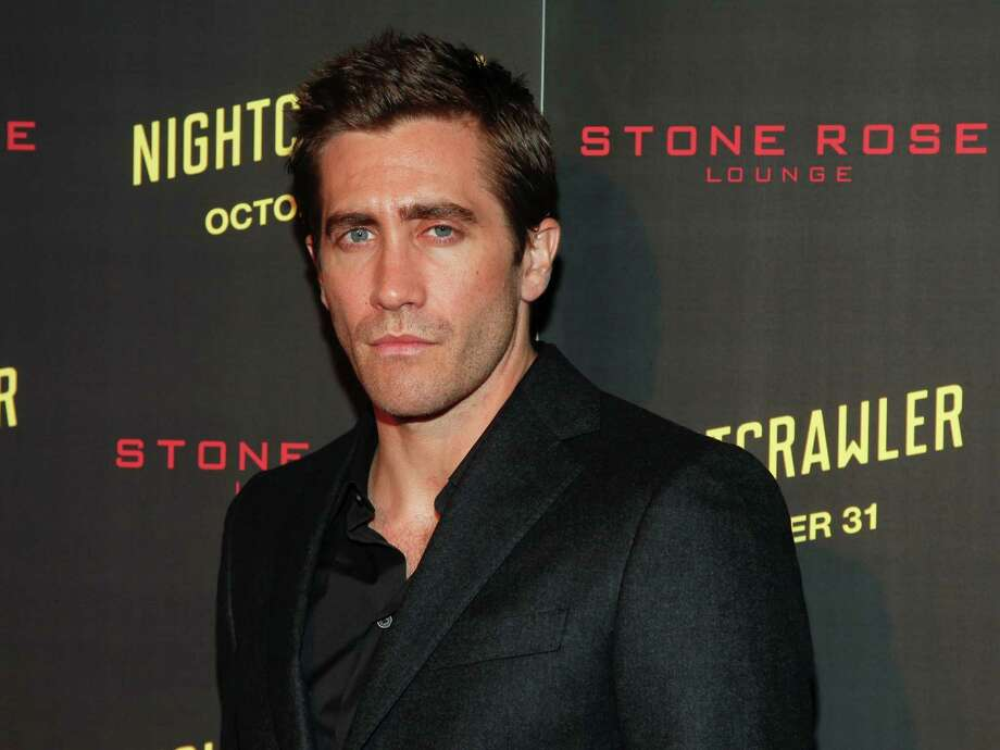 """Jake Gyllenhaal attends the New York premiere of """"Nightcrawler"""" on Monday, Oct. 27, 2014, in New York. (Photo by Andy Kropa/Invision/AP) ORG XMIT: NYAK102 Photo: Andy Kropa / Invision"""