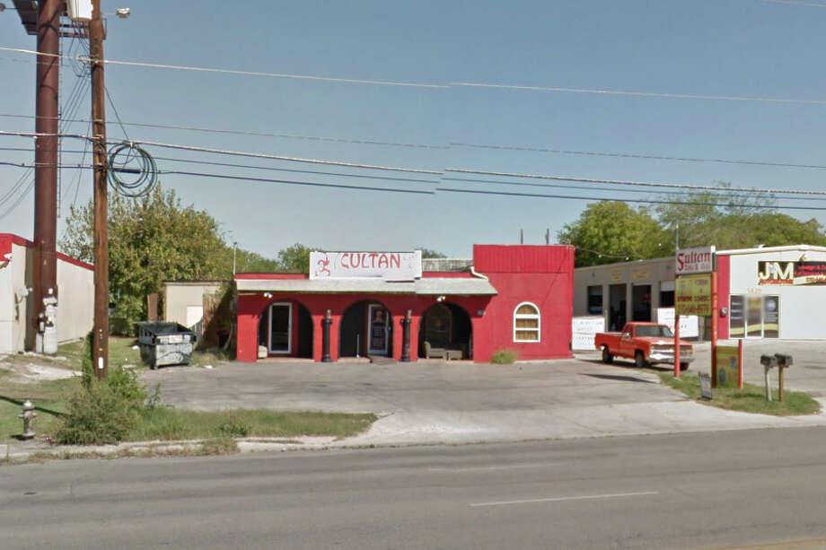 Sultan Cafe And Grill San Antonio Tx