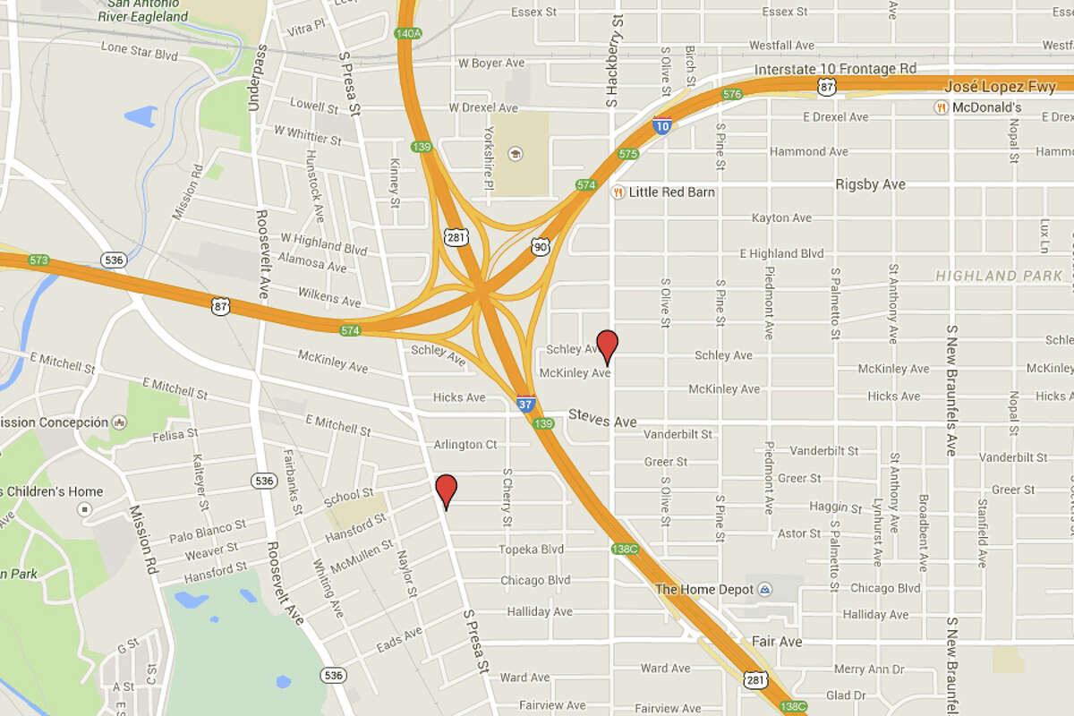QUE LINDO ES JALISCO #2: 2405 SOUTH HACKBERRY ST San Antonio , TX 78210 Date: 10/08/2015 Demerits: 14
