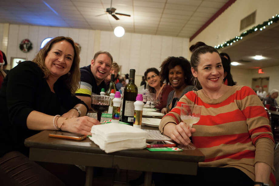 Bingo in the Heights Photo: Abdul Khan/Houston Chronicle