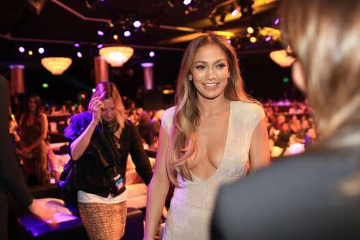 Actress-singer Jennifer Lopez attends the PEOPLE Magazine Awards at The Beverly Hilton Hotel on December 18, 2014 in Beverly Hills, California.