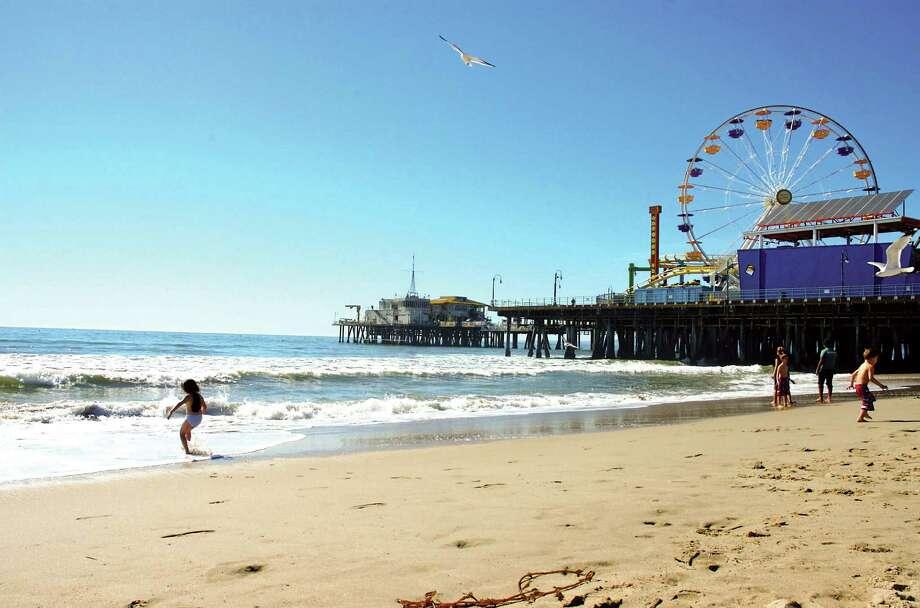 Santa Monica Pier Photo: Santa Monica Convention And Visitor Bureau