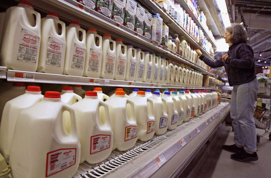 Things that cost more than a gallon of gas in TexasGallon of milk: $1.99Equivalent to just over a gallon of gas in Texas ($1.79 a gallon)Based on the cost of a gallon of Hill Country Fare milk at H-E-B. Photo: Toby Talbot, AP