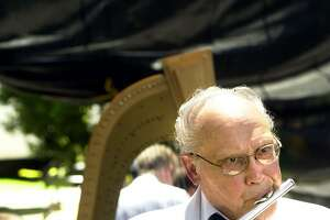 Paul Renzi, longtime SF Symphony flutist, dies at 88 - Photo
