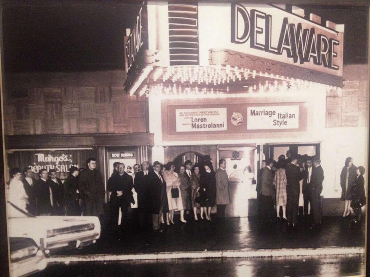 Past photos of the Spectrum Theater