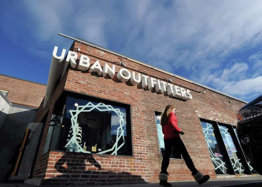 The Urban Outfitters store at 20 East Elm Street in Greenwich, Conn., Friday, Dec. 19, 2014. Photo: Bob Luckey / Greenwich Time