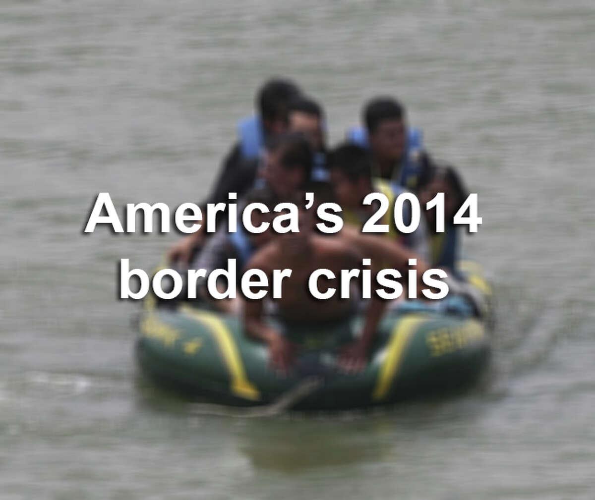 America's 2014 border crisis.