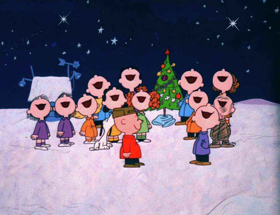 """A Charlie Brown Christmas."" Photo: United Feature Syndicate Inc. / LEE MENDELSON PRODUCTIONS INC"