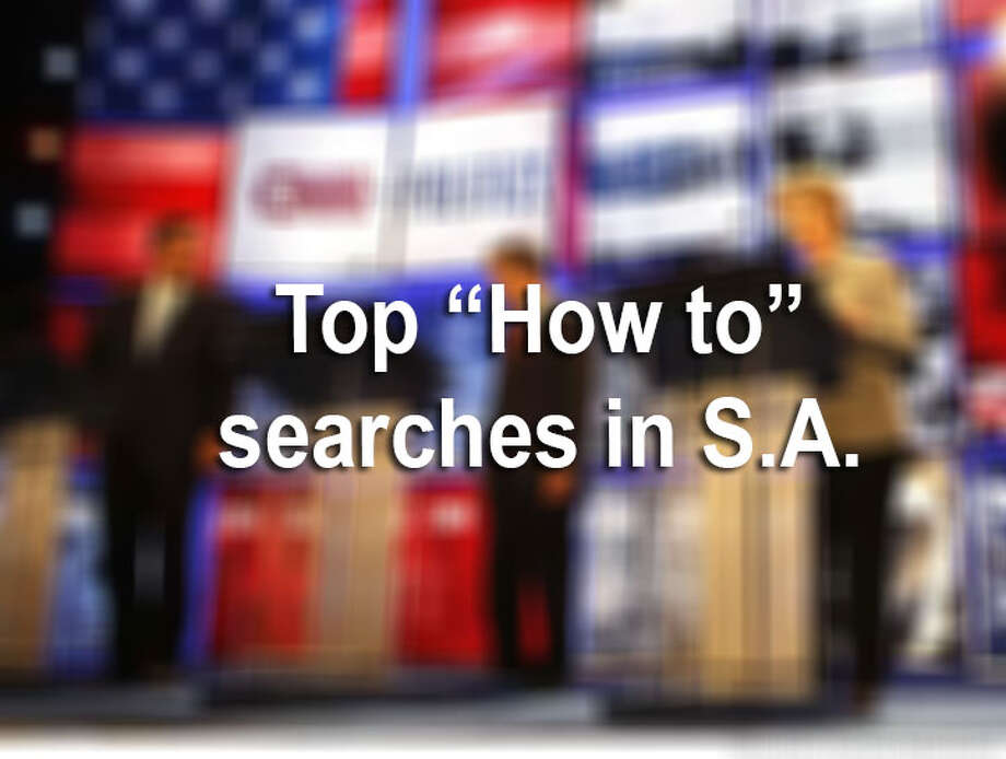 "Top trending ""What is"" questions in 2014 in S.A. Photo: File"