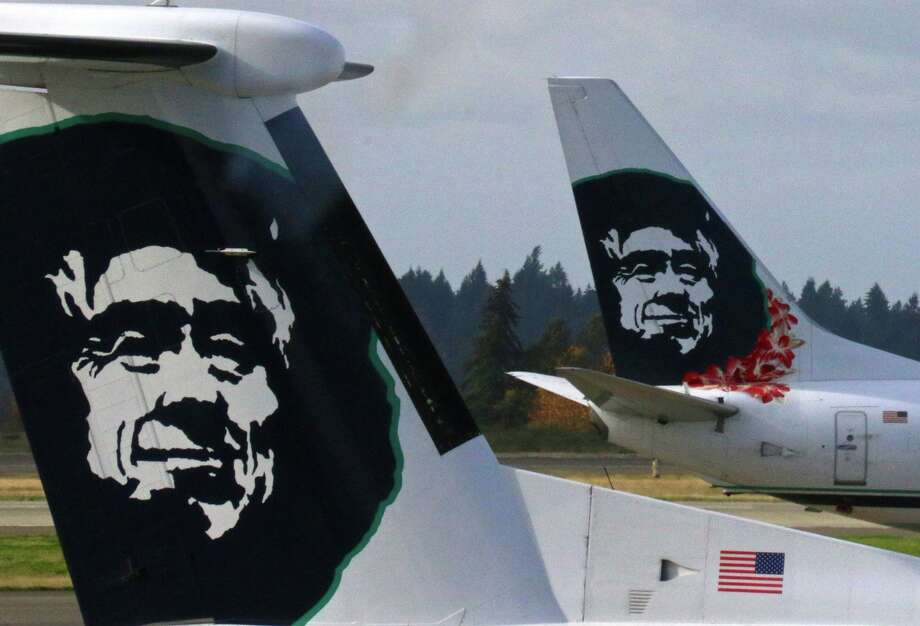 """5. Alaska AirlinesFrom the report:""""Alaska Airlines had performance improvement in two of the four areas tracked. Slightly worse on-time arrival performance (87.2% in 2013 compared to 86.2% in 2014) and a very small increase in involuntary denied boardings per 10,000 passengers (0.39 in 2013 compared to 0.44 in 2014) were their only negatives."""" Photo: Joe Center"""