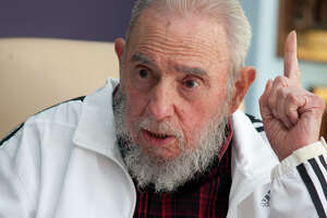 No word yet from Fidel Castro amid historic US-Cuba shift - Photo