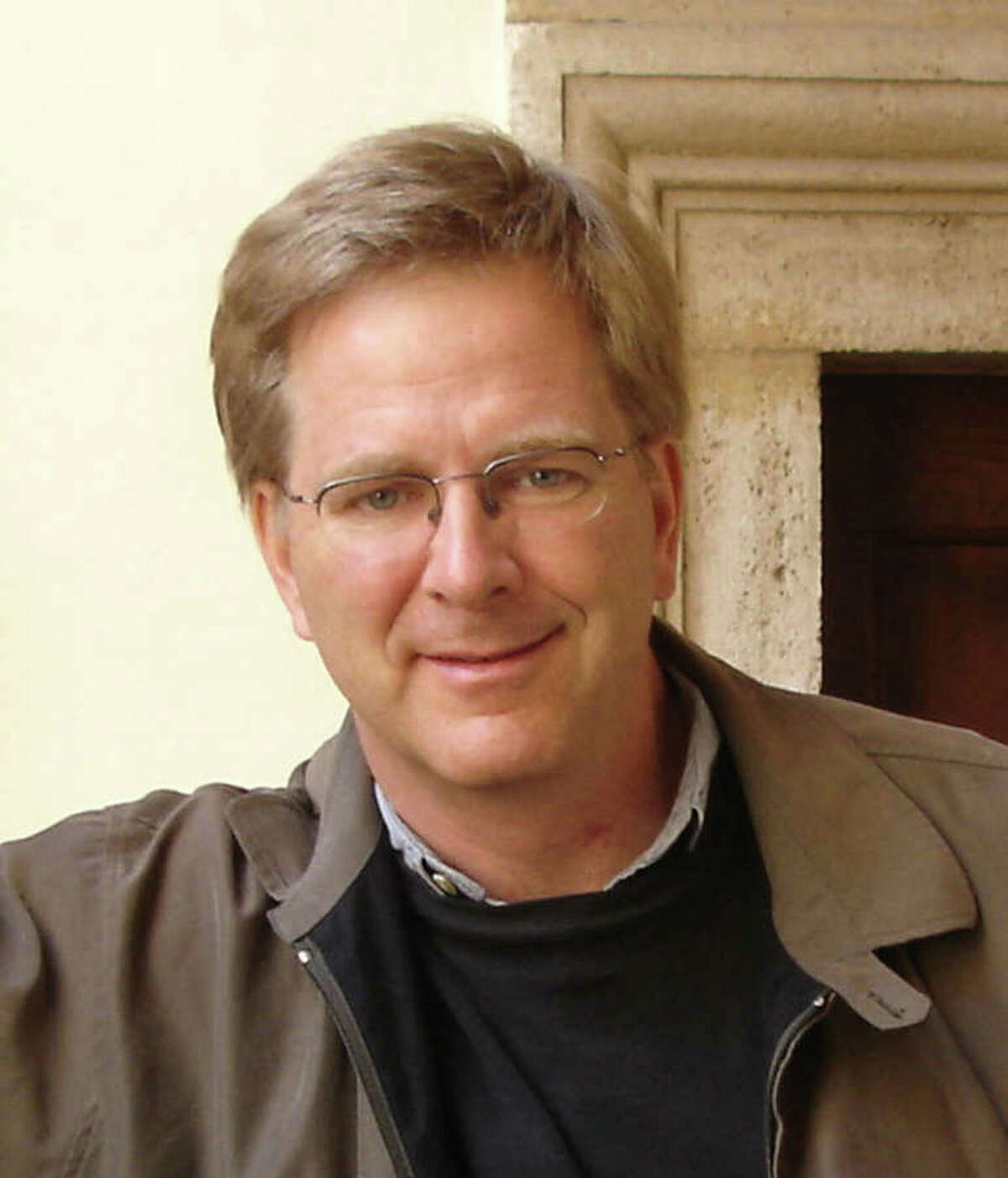 Rick Steves writes European travel guidebooks and hosts travel shows on public television and public radio.