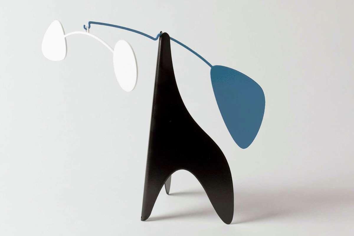 Ekko Workshop mobiles, $45-$55 at Contemporary Arts Museum Houston