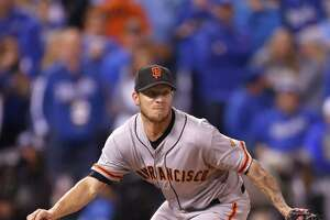 S.F. Giants give Peavy 2-year deal to firm up rotation - Photo