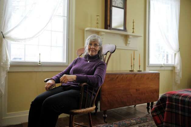 Linda Bulson poses for a photograph at her home on Thursday, Dec. 18, 2014, in Cropseyville, N.Y.  Bulson belongs to Hope United Mthodist Church in Eagle Mills, town of Brunswick.    (Paul Buckowski / Times Union) Photo: Paul Buckowski / 00029913A