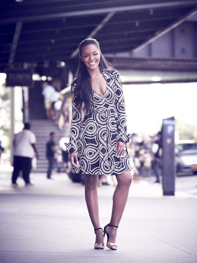 HOUSE OF DVF -- Season: 1 -- Pictured: Brittney Hampton -- (Photo by: Timothy White/E!) Photo: Timothy White/E!