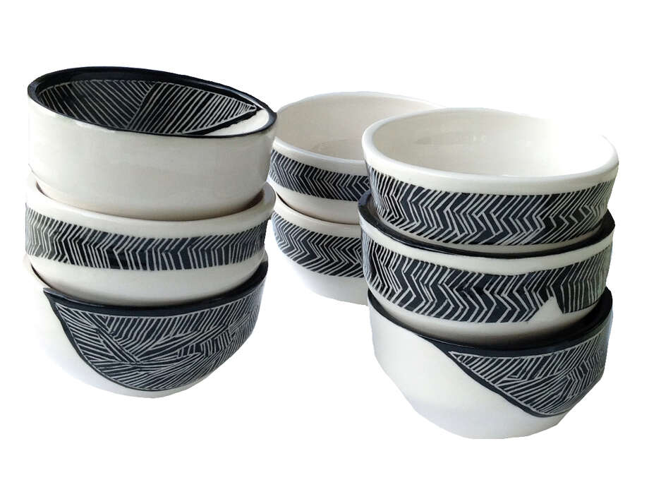 Mariele Ivy ceramics. Photo: Jen Siska / ONLINE_YES