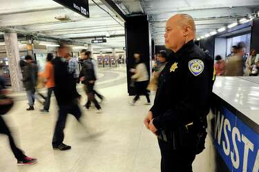Analysis shows which BART stations have most, least crime