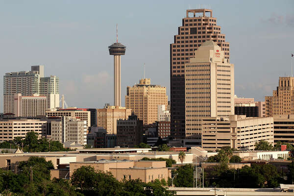 Downtown San Antonio is no longer the geographic or population center of the city, which has grown dramatically in recent decades. City Council has stayed the same size as the city's population increased.