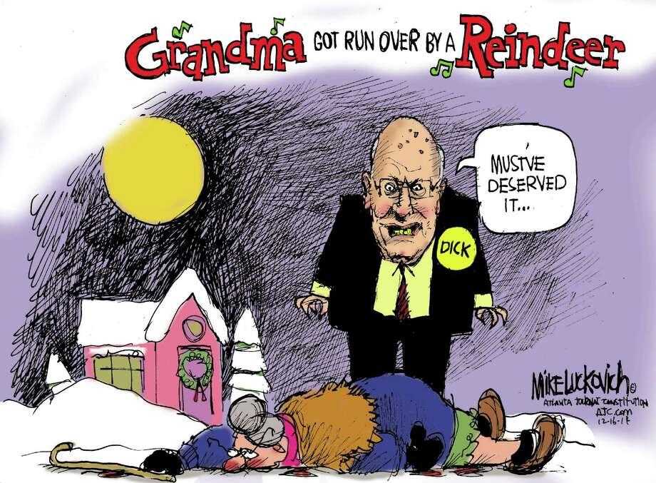 Cheney's choice