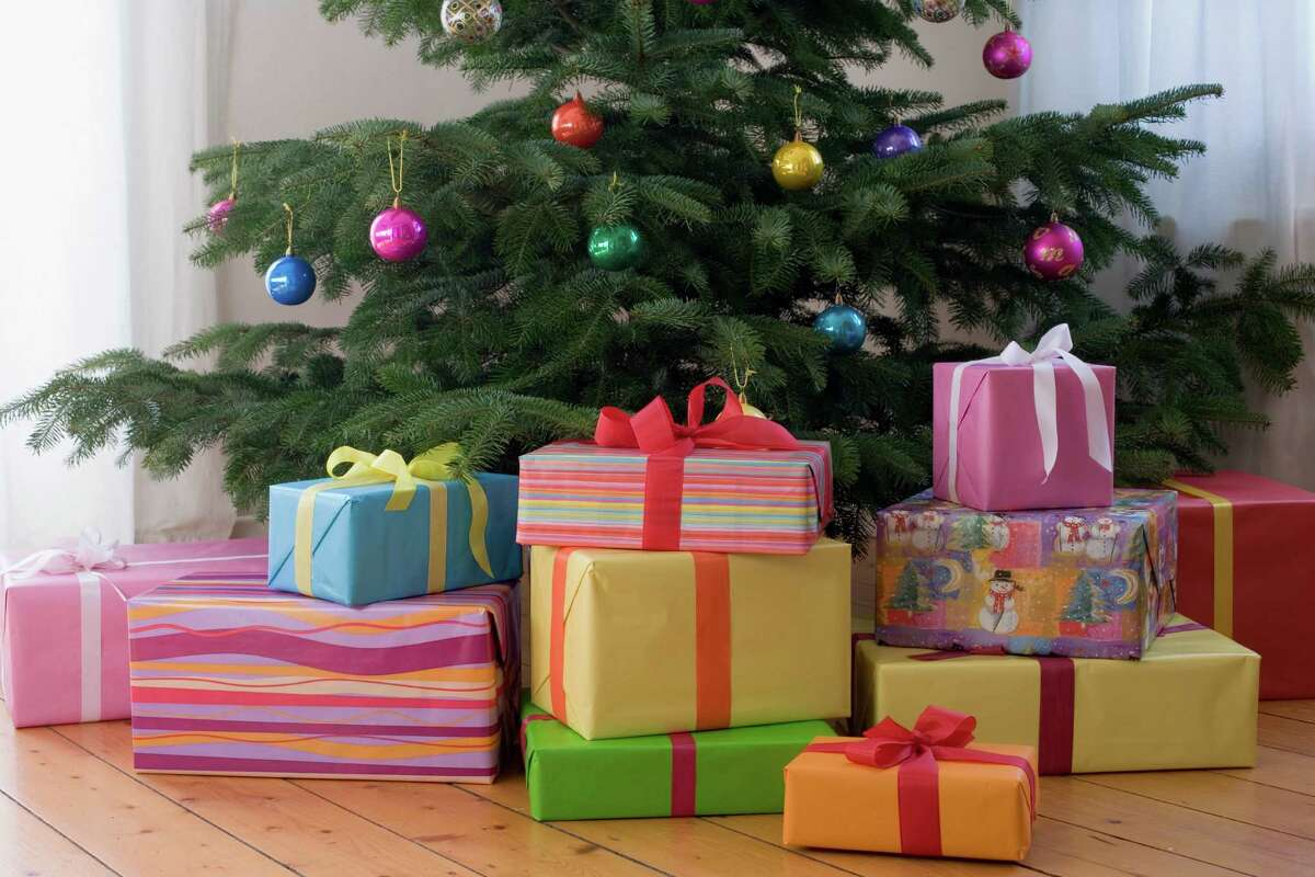 Social media gift exchanges in which someone buys one present and receives several more are possibly illegal pyramid schemes.