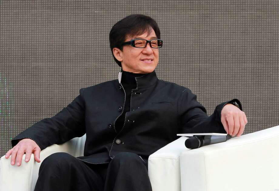 "BEIJING, CHINA - OCTOBER 23:  (CHINA OUT) Actor Jackie Chan attends ""Skiptrace"" press conference on October 23, 2014 in Beijing, China. Photo: ChinaFotoPress, ChinaFotoPress Via Getty Images / 2014 ChinaFotoPress"